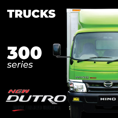 Hino 300 Series - Dutro