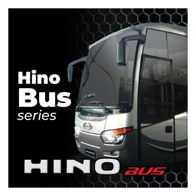 Truck Hino Bus
