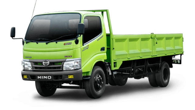 New Dutro 130 HD Cargo